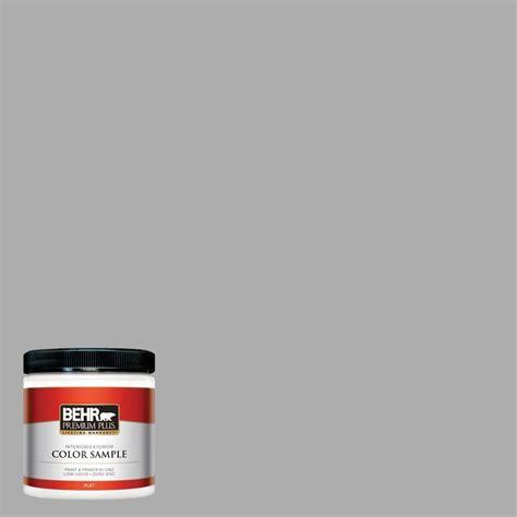 behr paint colors low voc behr premium plus 8 oz n520 3 flannel gray flat zero voc