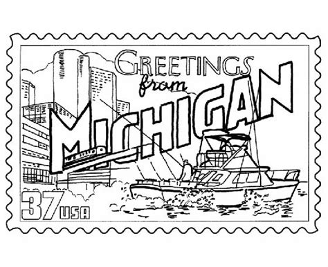 U Of M Coloring Pages by U Of M Coloring Pages Murderthestout