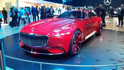 maybach interni mercedes maybach vision 6 википедия