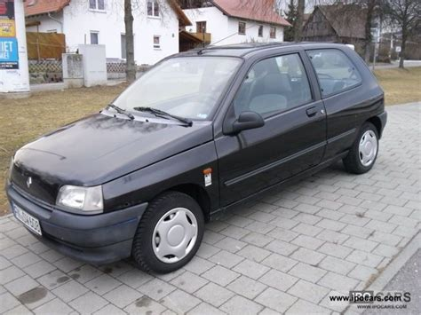 renault cars 1990 1990 renault clio car photo and specs