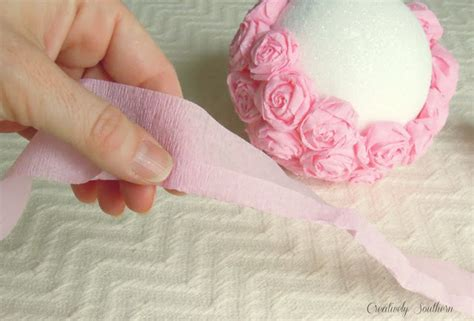 Crepe Paper Crafts - crepe paper flowers for an craft idea creatively