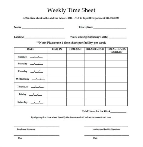 printable time zone sheet weekly timesheet template word virtuart me