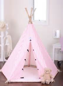 teepee tents for room new childrens play house indoor pink tent teepee