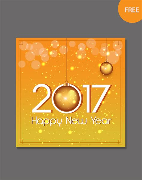 new year postcard template new year card templates