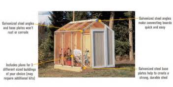 Fast Framer Universal Storage Shed Framing Kit by Fast Framer Universal Storage Shed Framing Kit Universal
