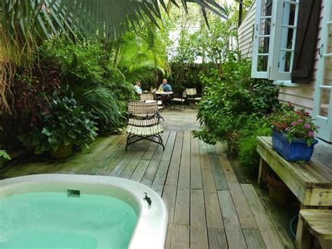 backyard grotto area  shaped picture  key west bed