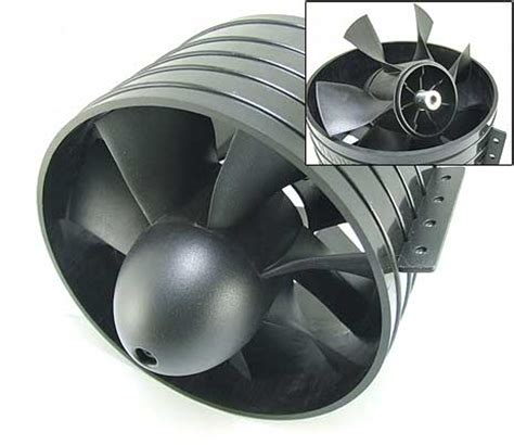 rc ducted fan engine k7 bluebird scale model with jet jot engine power 3000