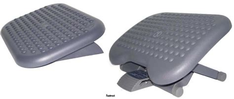 adjustable desk foot rest