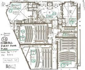 Movie Theatre Floor Plan by Zarchitech