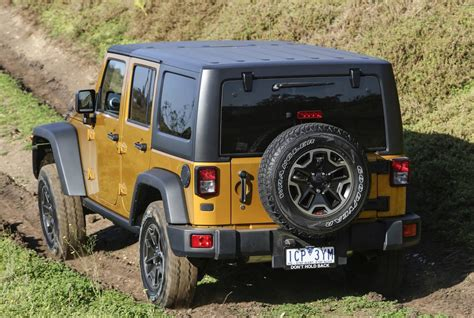 Jeep Uconnect Australia Jeep Wrangler Rubicon X On Sale In Australia From 52 000