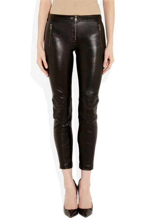 biker pants going hell for leather pants ariana and co