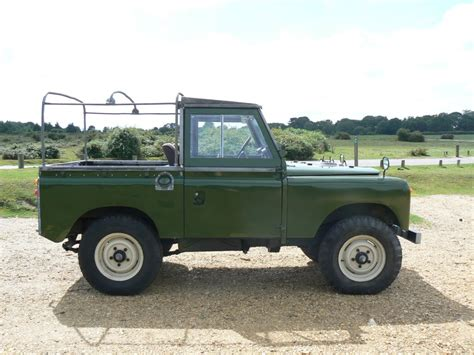 land rover series ii 1960 land rover series ii information and photos momentcar
