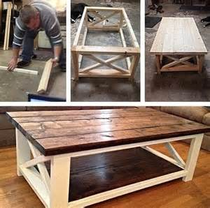 Diy Coffee Table Ideas 40 Diy Coffee Table Ideas