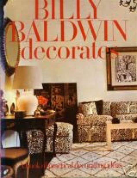 billy baldwin designer set of first edition decorating books by billy baldwin at