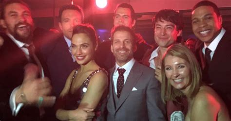 film justice league cast justice league cast unites in batman v superman premiere