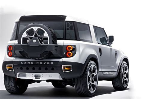2016 Land Rover Defender Concept And Price