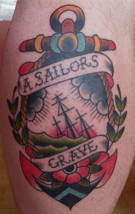 sailors grave tattoo bankstattooer s just another weblog