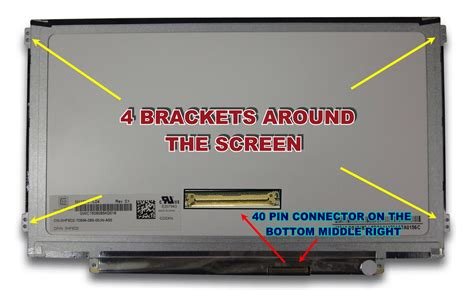 new laptop lcd screen for sony vaio vpc yb1s1e s 11 6 quot led