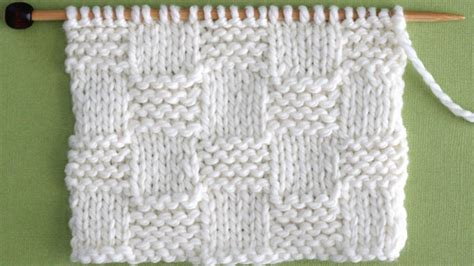 knitting pattern checkerboard scarf how to knit the garter checkerboard stitch pattern with