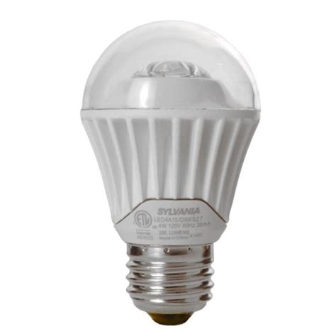 A15 Led Light Bulb Shop Sylvania Ultra 25w Equivalent Dimmable Soft White A15 Led Light Fixture Light Bulb At Lowes