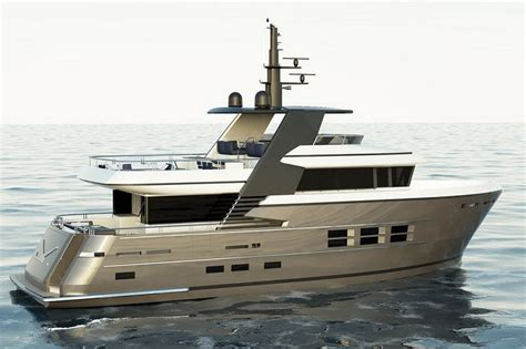 yacht work drettmann yachts working on 24m explorer yacht yacht