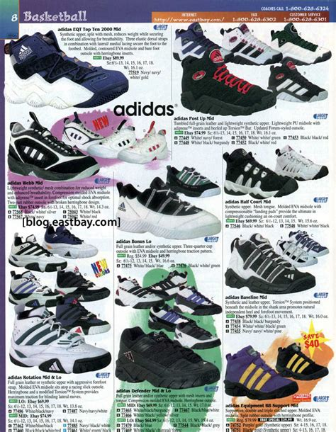 eastbay adidas basketball shoes eastbay memory adidas basketball 1996 eastbay