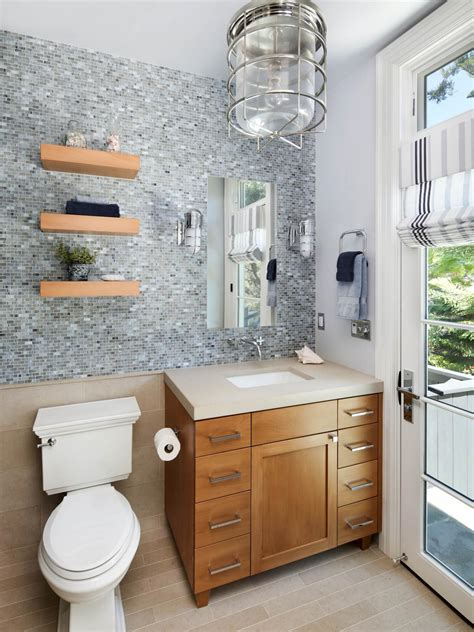 bathroom shelves the toilet 21 small bathroom design tips ideas hacks worth