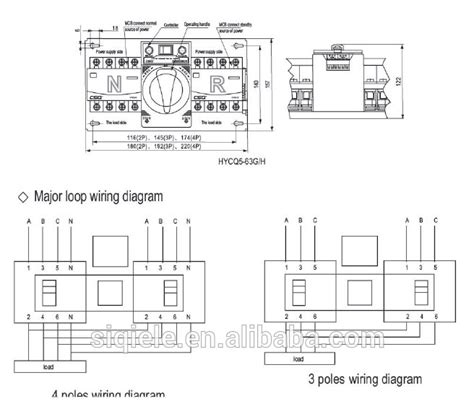 3 phase isolator switch wiring diagram fuse box and