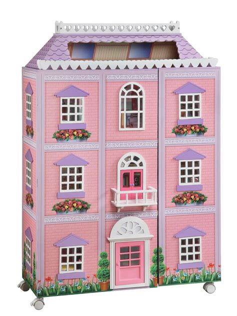 pink dolls house furniture 9957a doll house pink 1jpg pictures