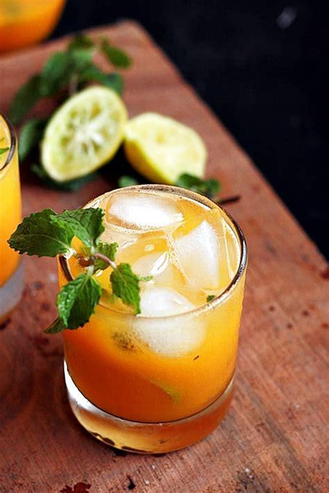 mango mojito mango mojito recipe mango recipes for summer