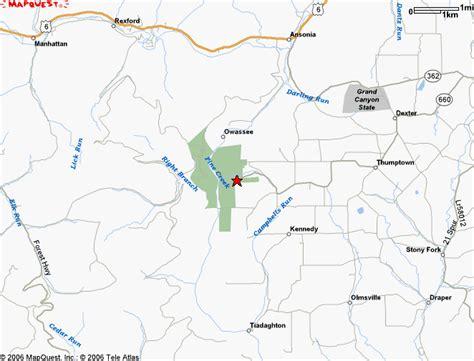grand pa directions pennsylvania grand pine creek gorge leonard