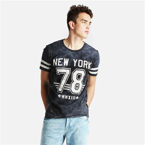 Nathan Shirt nathan black only sons t shirts superbalist