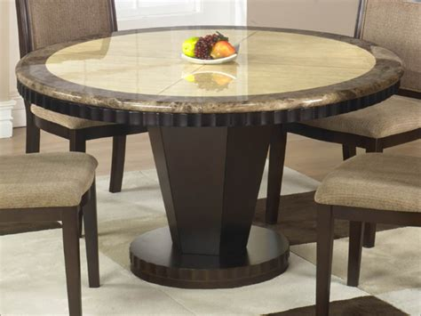 round kitchen dining tables, Kitchen Island Marble Top
