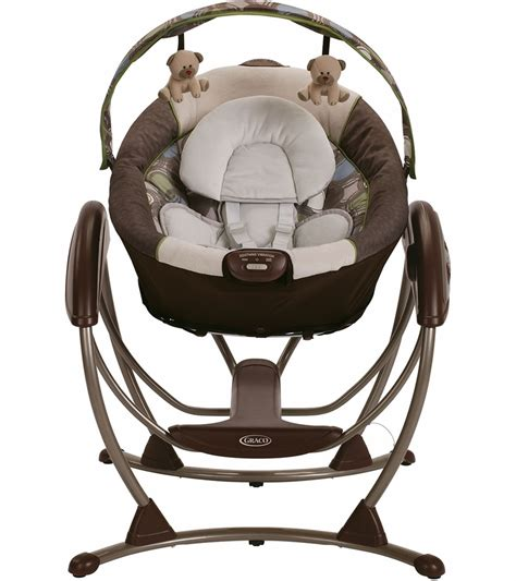 graco glider swing reviews graco glider lx gliding swing roundabout
