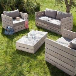Modern Metal Outdoor Furniture