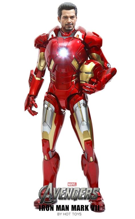 Toys Ironman 9 Special Edition New Last Stock toys iron vii masterpiece series figure toys
