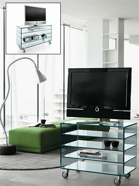 carrello porta tv design 60 mobili porta tv dal design moderno mondodesign it