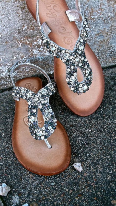 25  best ideas about Flat Wedding Sandals on Pinterest