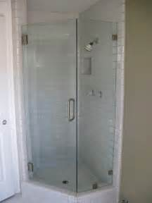 seamless shower doors seamless shower doors