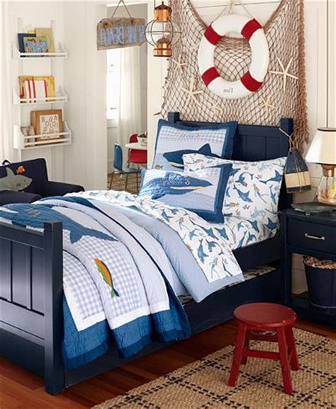 shark bedding does your home decor need more bite put a shark on it
