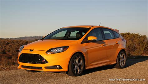 2014 Ford Focus St 2014 ford focus st exterior 006 the about cars