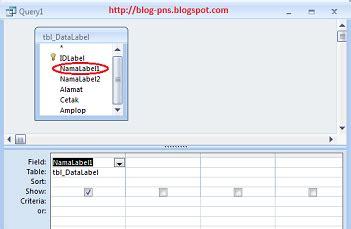 tutorial membuat query access tutorial cara membuat module dengan query microsoft access
