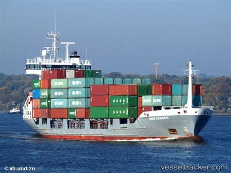 Vessel Feeder nor feeder type of ship cargo ship callsign lawt7 vesseltracker