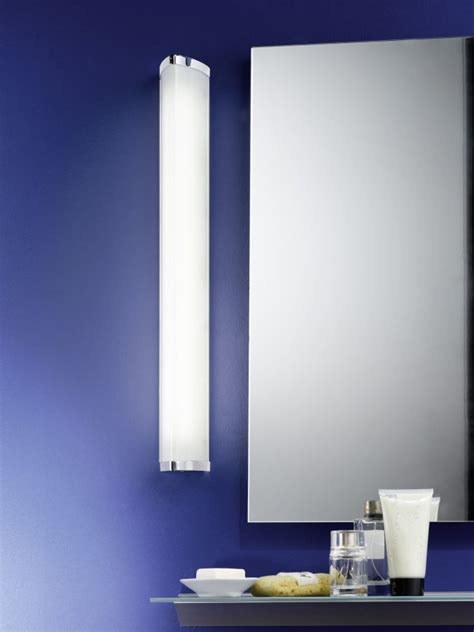 Bathroom Lighting Australia Lighting Australia Gita Ip44 1 Light Wall Vanity Light In Chrome Eglo Lighting Nulighting Au