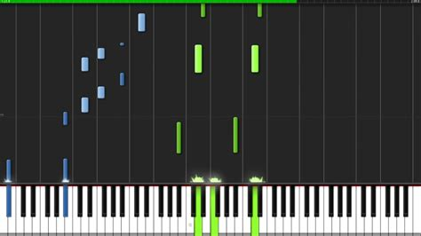 tutorial piano mad world mad world gary jules version tears for fears piano