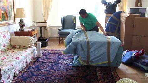 how to wrap couch for moving 7 how to wrap a sofa chair before a move youtube
