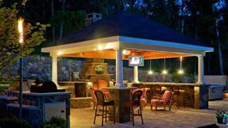 How To String Lights In Backyard 20 Amazingly Gorgeous Gazebo Lighting Home Design Lover