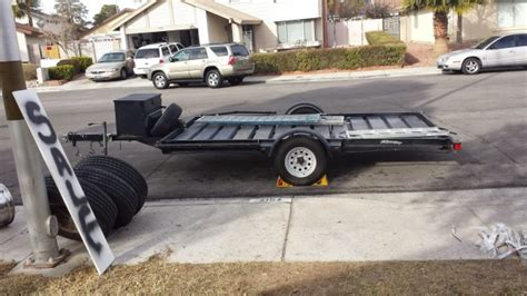 zieman boat trailer for sale buy sell new used trailers zieman side load atv
