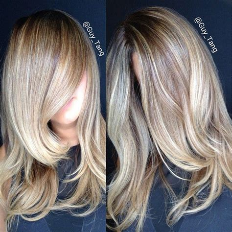 foils vs ombre highlights 447 best images about ombre hair on pinterest her hair