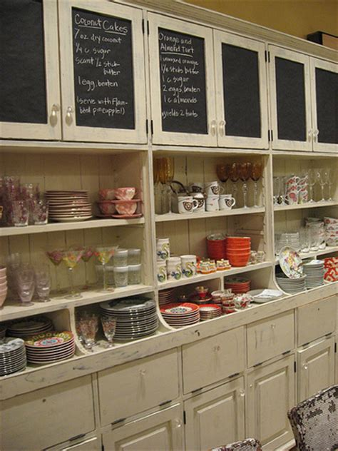 vintage pantry chalkboard paint we how to do it